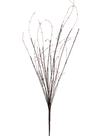 "Brown Bud Stem - 16""H"