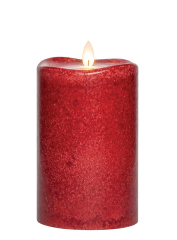 Red Flameless Candle
