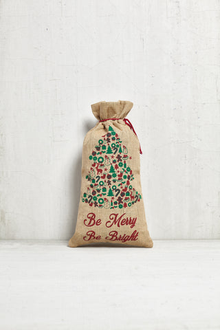 Be Merry Gift Sack