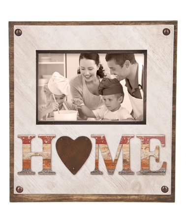 Country Home Photo Frame