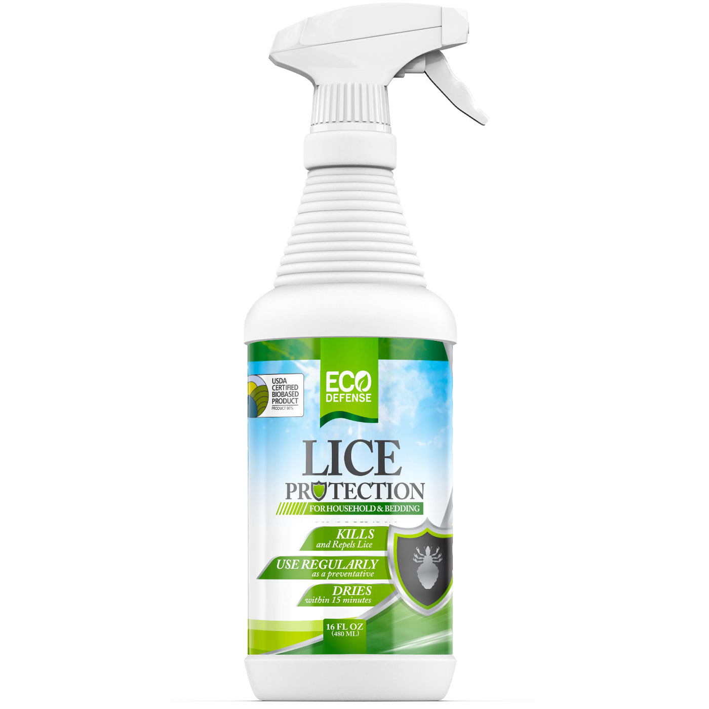 Home Lice Treatment & Prevention -  USDA Biobased