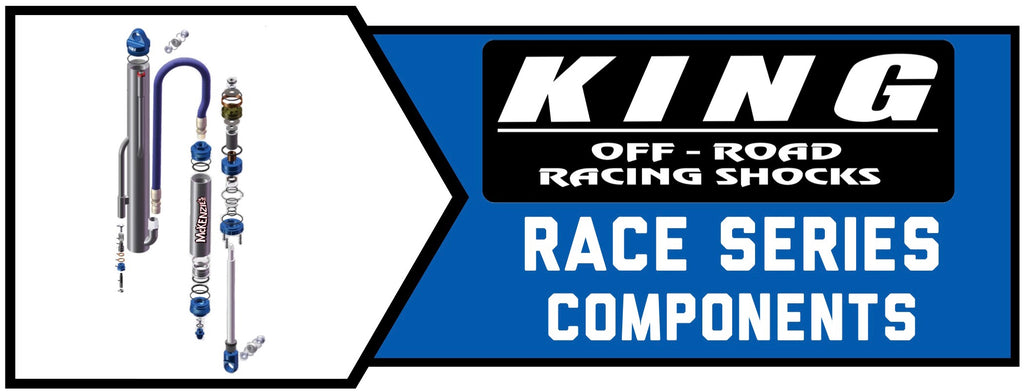 King Shock Parts - Race Series
