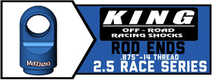 "King Shock Rod Ends 2.5"" x .875"" 