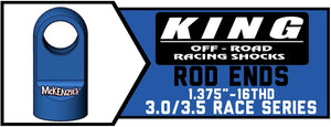 "King Shock Rod Ends 3.0""/3.5"" x 1.00"" 