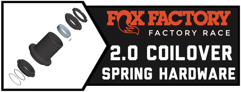 Fox Shocks Replacement Components - Factory Series | McKenzie's