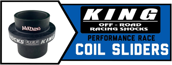 King Coil Sliders | Performance Series
