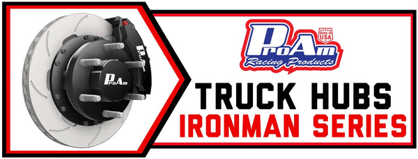 ProAm IronMan Truck Hubs