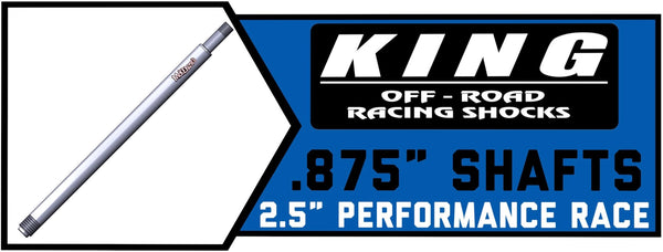 ".875"" Shock Shafts 