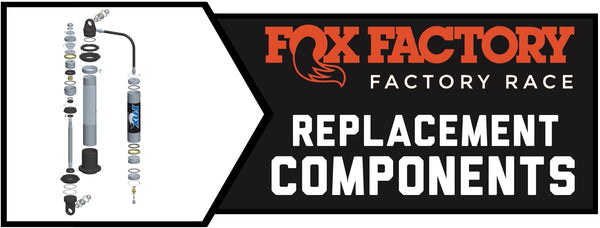 Fox Shock Replacement Parts   Factory Series