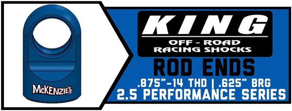 "2.5"" Rod Ends 