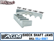"Shock Shaft Jaws | 5/8"", 7/8"",  1"",  1-1/8, 1-1/4"" 