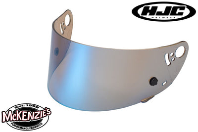 HJC HJ-08 Helmet Shield - R.S.T. BLUE