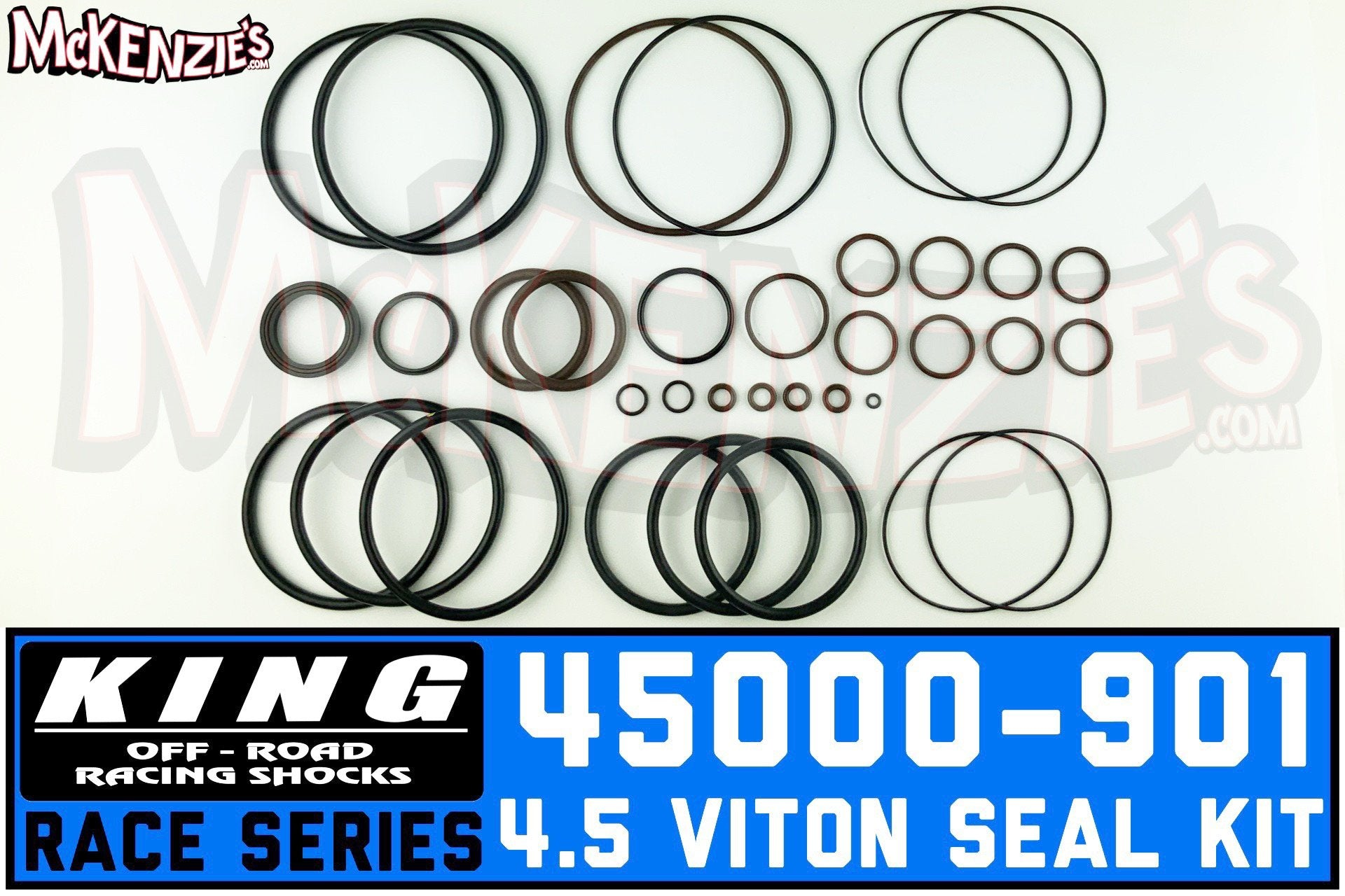 King Shocks 45000-901 | 4 5 Viton Seal Kit | Race Series
