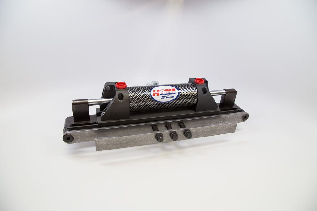 "Howe Front Steer 2.5"" x 4.5"" Travel Ram Racks"