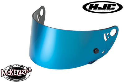 HJC HJ-08 Helmet Shield - R.S.T. DARK BLUE