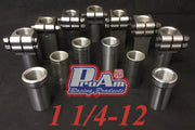 "ProAm 1-1/4""-12 Threaded Weld Bungs"