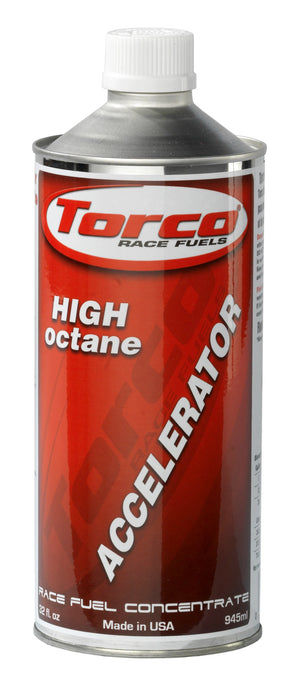 Accelerator Unleaded - Torco Racing