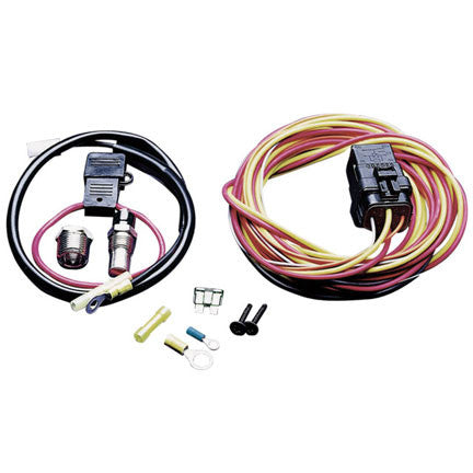 SPAL 185FH Fan Harness