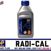 AP Racing Radi-Cal R2 Brake Fluid | DOT-4
