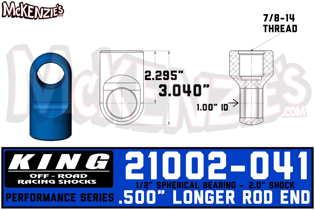 King Shocks 21002-041