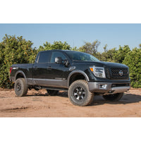 "ICON K83033 | 2WD/4WD 2016+ Titan XD (GAS) 2-3"" Suspension System - Stage 3"
