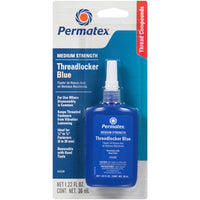 Permatex® Medium Strength Threadlocker BLUE - 36 ml Bottle
