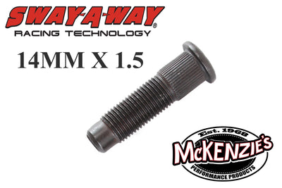 14MM x 1.5 Wheel Stud - Starter Lead - Sway-A-Way