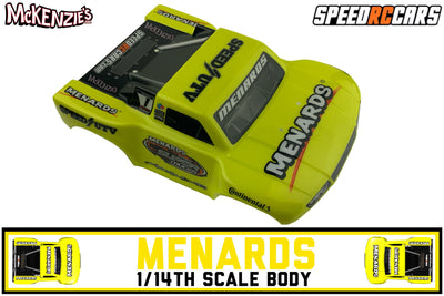 Speed RC Car Body Only | Menards