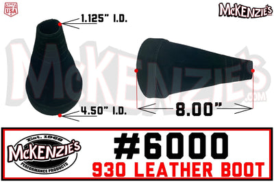 6000 - 930 Leather CV Boot