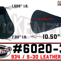 6020-30 934/S-30 Leather CV Boot