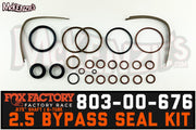 "Fox 803-00-676 | 2.5 Bypass x .875"" Shaft Viton Seal Kit 