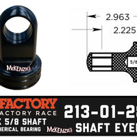 Fox 213-01-282B Shaft eyelet