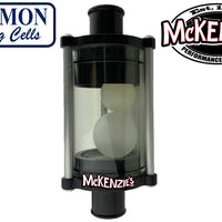 "Black 1.00"" Discriminator Valve - Harmon Racing"