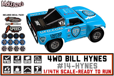 Speed RC Cars | Bill Hynes