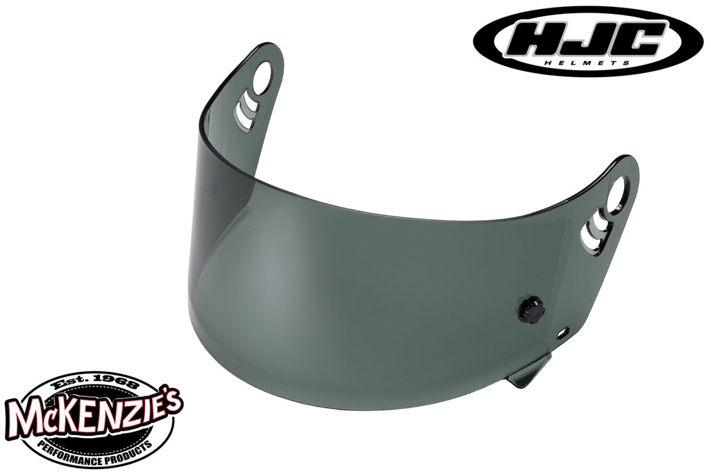 HJC HJ-28 Helmet Shield - Dark Smoke