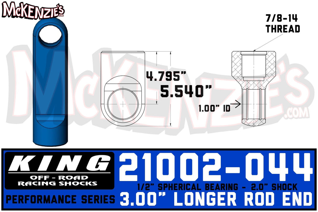 King Shocks 21002-044