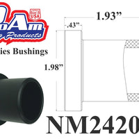 ProAm NM242007 - PRM-60414JPS Bushing