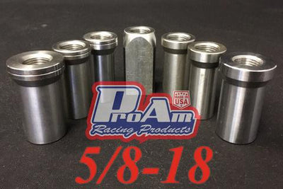 ProAm 5/8-18 Threaded Weld Bungs