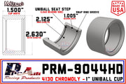 "PRM-9044HD | 1"" Uniball Cup"