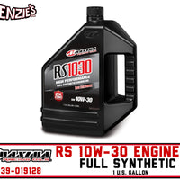 RS 10W-30 Full Synthetic Engine Oil | 1 U.S. Gallon | Maxima 39-019128