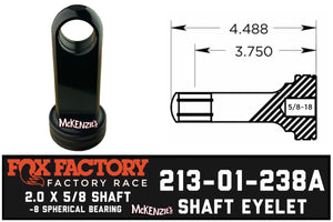 Fox 213-01-238A Shaft eyelet