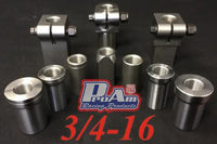 ProAm 3/4-16 Threaded Weld Bungs