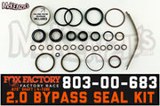 "Fox 803-00-683 | 2.0 Bypass x .875"" Shaft Viton Seal Kit 