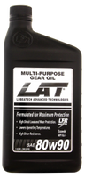 LAT Semi Synthetic Racing Gear Oils