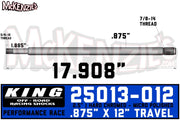 "King 25013-012 | 2.5"" x 7/8 Shaft"