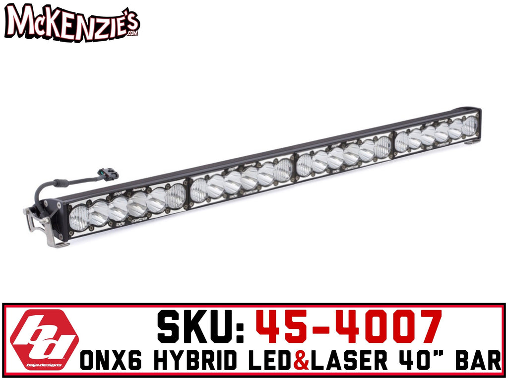 "Baja Designs 45-4007 | OnX6 40"" Bar 