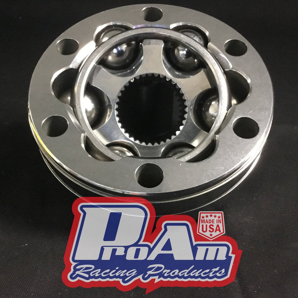 "ProAm Racing 35 ""Aerospace Series"" FIXED CV Joint - 35 Spline"