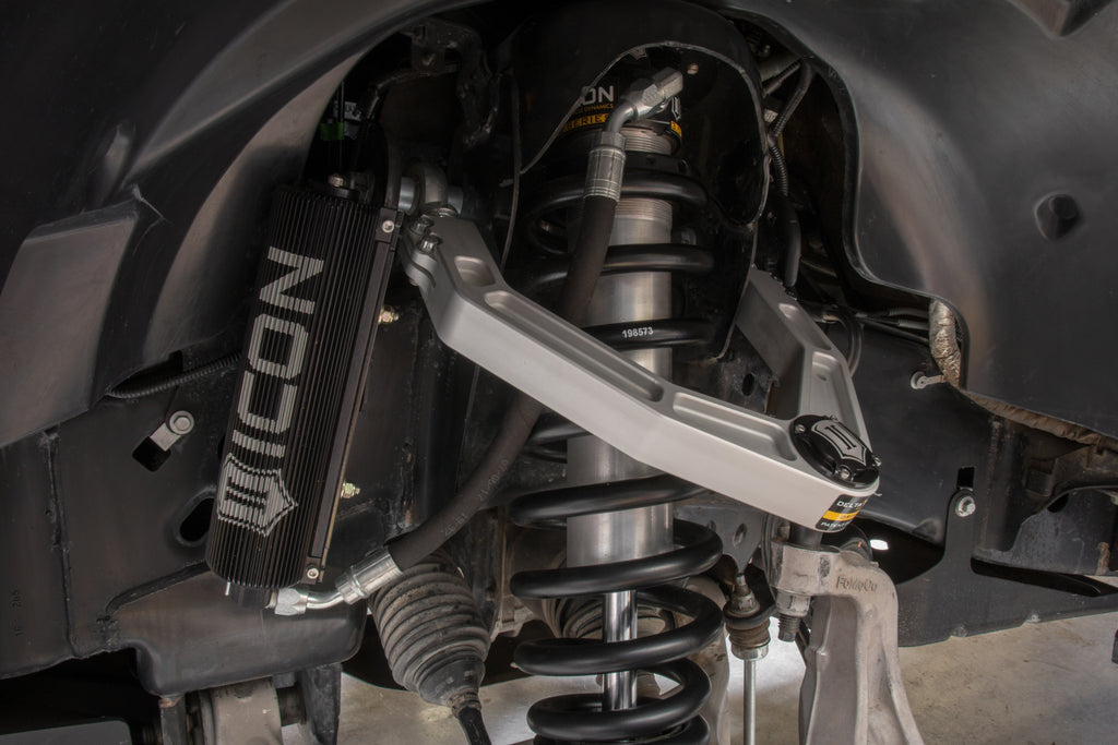 2017+ Raptor Front Coilover Kit - VS Series W/CDCV | ICON Vehicle