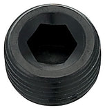 NPT Allen Socket Plug - XRP (8 SIZE OPTIONS)