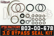 "Fox 803-00-678 | 3.0 Bypass x .875"" Shaft Viton Seal Kit 